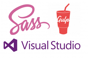 Gulp and Visual Studio: Getting SASSy