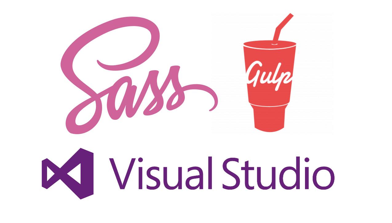 Gulp and Visual Studio: Getting SASSy